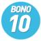 Bonos de 10 horas y bonos de 20 horas